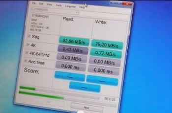Dysk HDD Seagate 7200 rpm Testy Wydajnościowe Benchmarki