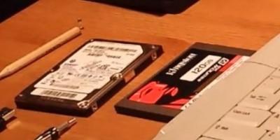 Migracja Przeniesienie Klonowanie Wymiana dysku HDD na SSD programem EaseUS Todo Backup Free 8.2