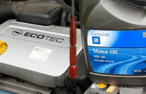 Wskaznik ilości oleju