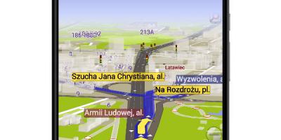 AUTOMAPA 3.0.0 na ANDROIDA już dostępna do pobrania!