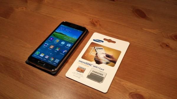 Samsung EVO 128 GB microSDXC Samsung Galaxy S5, Note 4 - UHS-I, 48MB/s, 10 lat gwarancji