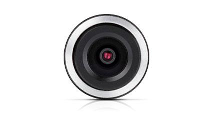 Mio MiVue 638 Touch - Obiektyw z przesłoną F1.8