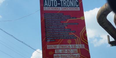 Auto-Tronic Elektronika Samochodowa Bytom - Warsztat Samochodowy