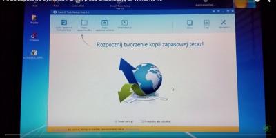 Kopia Zapasowa Dysku lub Partycji przed aktualizacją do Windows 10