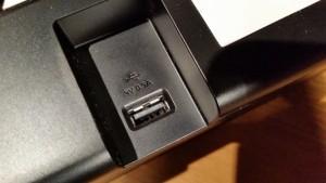 Samsung Soundbar HW-J250 obudowa usb