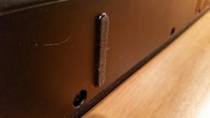 Samsung Soundbar HW-J250 Silikonowe stopki