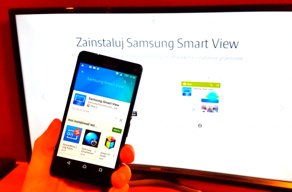 Samsung Smart View,Smart View,Smart TV (Product Category),Smartphone (Video Game Platform),Samsung Electronics (Organization Founder),Digital Living Network Alliance,dlna,audio,photos,videos,Phone,Video Clip (Media Genre),Film (Media Genre),samsung smart view