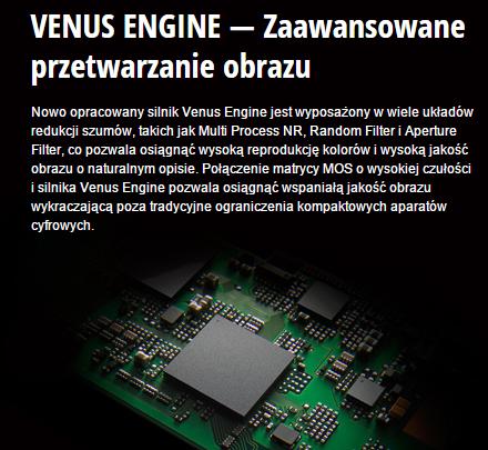 Panasonic FZ1000 RECENZJA procesor