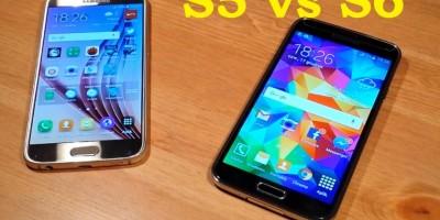 Porównanie Samsung Galaxy S5 i S6