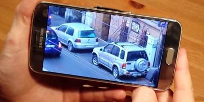 Samsung Galaxy S5 i S6 Optyczna Stabilizacja Obrazu Porównanie OIS