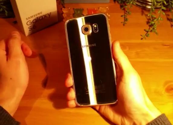 Samsung Galaxy S6 Obudowa i Design Szkło i Metal
