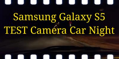 Samsung Galaxy S5 TEST Kamery Nocą FHD UHD HDR