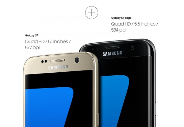 Samsung Galaxy S7 i S7 EDGE Oficjalne Informacje MWC 2016 (10) new