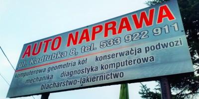 Warsztat Samochodowy w Bytomiu Auto Naprawa Radosław Grzeszcz POLECAM
