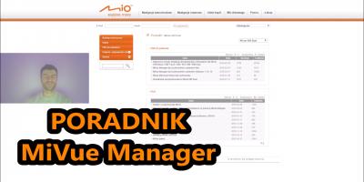 MiVue Manager PORADNIK Jak Używać Dla Windows 7, 8 & 10