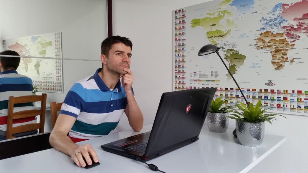 EDUART w biurze ForumWiedzy