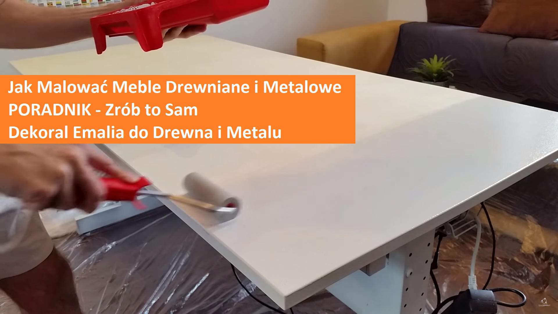 Meble Ogrodowe Z Drewna Zrob To Sam : Meble Drewniane PORADNIK Zrób to Sam DIY Dekoral Emalia do Drewna