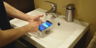 Samsung Galaxy S7 IP68 TEST Wodoszczelności
