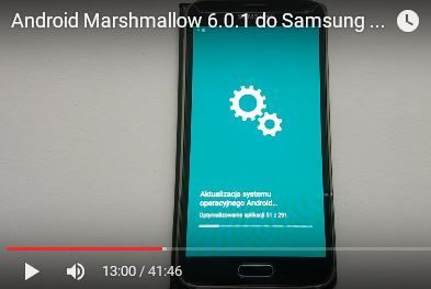 Android Marshmallow 6.0.1 do Samsung Galaxy S5 i Test AnTuTu - 25.06.2016