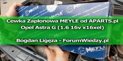 Cewka Zapłonowa DIS MEYLE Opel Astra G - www APARTS pl PL