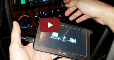 Alternatywne Zasilanie Nawigacji Samochodowych GPS mini USB 5V