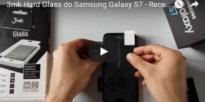 3mk Hard Glass do Samsung Galaxy S7 - Recenzja Montaż Opinia PL