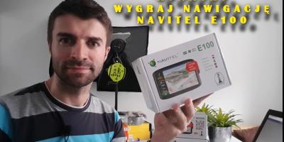 """KONKURS: """"Wygraj Nawigację Navitel E100 Na Wakacje z ForumWiedzy.pl"""""""