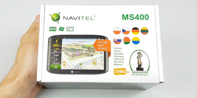 NAVITEL MS400 Recenzja Test Opinia PL