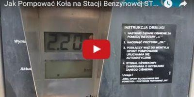 Jak Pompować Koła na Stacji Benzynowej STATOIL - Poradnik PL