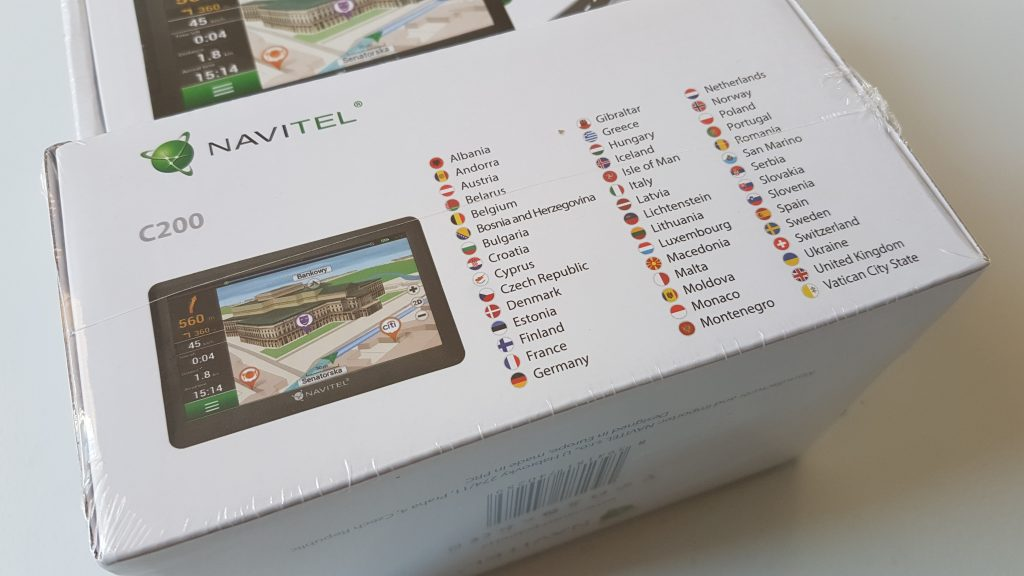 Nawigacja Samochodowa NAVITEL C200 w promocyjnej cenie z kuponami Gazety Wyborczej