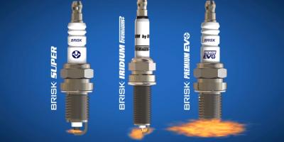 BRISK PREMIUM EVO 360 Świece Zapłonowe Rozpakowanie Zapowiedź Testów PL