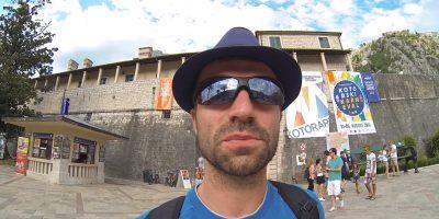 KOTOR 2016 Czarnogóra Montenegro Old Town Stare Miasto HD 1080p PL