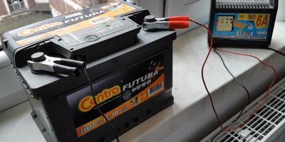 Gdy Akumulator się Rozładuje, to... ZOBACZ :) - Opel Astra G