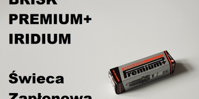 Brisk Premium+ Iridium Świece Zapłonowe do 100000 km