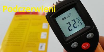 BENETECH GM320 Pirometr Termometr Podczerwieni - Rozpakowanie i Recenzja PL