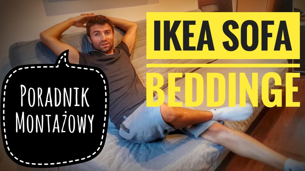 IKEA BEDDINGE Montaż Sofy Poradnik PL