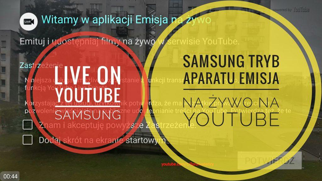 emisja-na-zywo-na-youtube-z-samsung-galaxy-s6-s7-poradnik