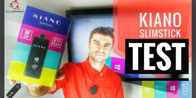 KIANO SlimStick TEST Mini Komputera z Windows 10