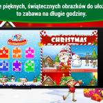 Gry świąteczne, puzzle dla dzieci
