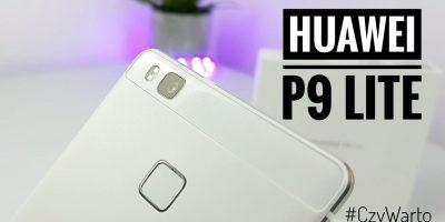 Huawei P9 Lite #CzyWarto TEST Recenzja
