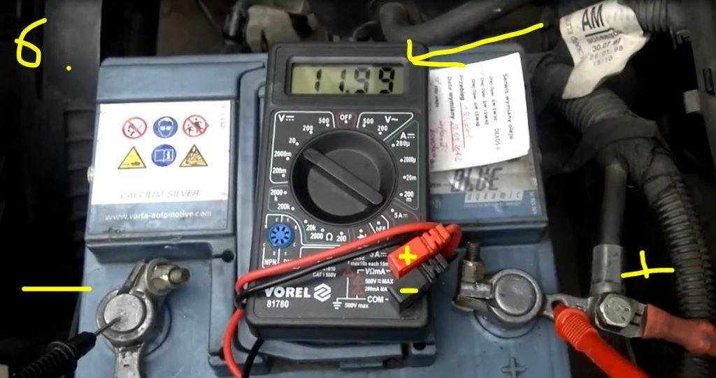 6 Jak Sprawdzić Napięcie Akumulatora 12V 24V Poradnik - Napięcie Musi Być Takie Samo Wszędzie