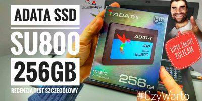 ADATA SSD SU800 256GB