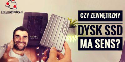 Czy Zewnętrzny Dysk SSD ma Sens- ADATA SC660H #SpeedTest
