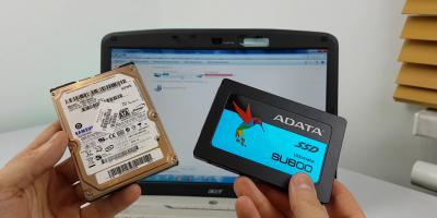 Jak Samodzielnie Przenieść System Windows na dysk SSD z HDD #JakToZrobic