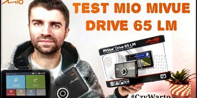 Mio MiVue Drive 65 LM Recenzja Test ForumWiedzy