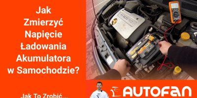 Jak Zmierzyć Napięcie Ładowania Akumulatora w Samochodzie