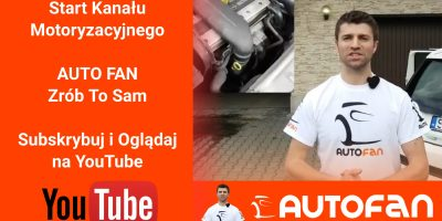 Start Kanału AUTOFAN ZRÓB TO SAM