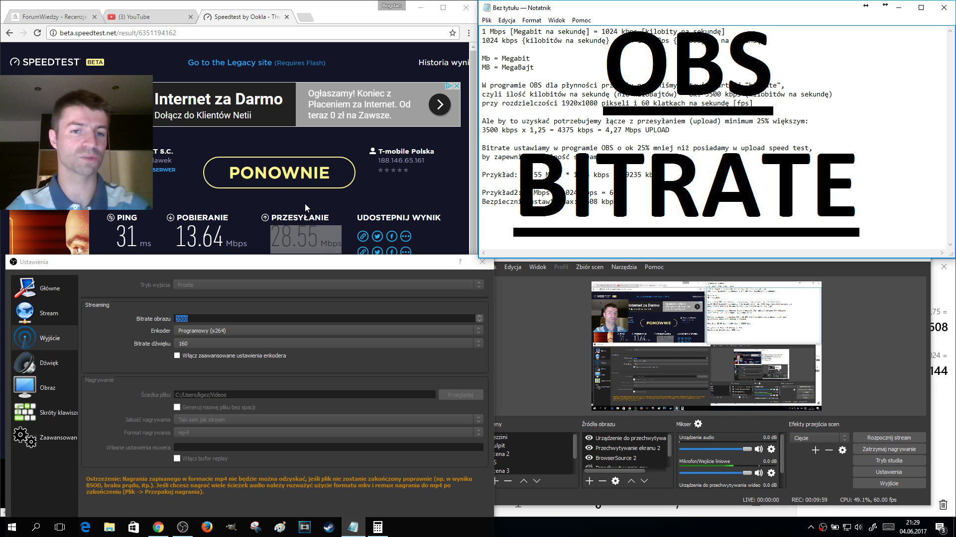What bitrate should I use when encoding my video? How do I ...