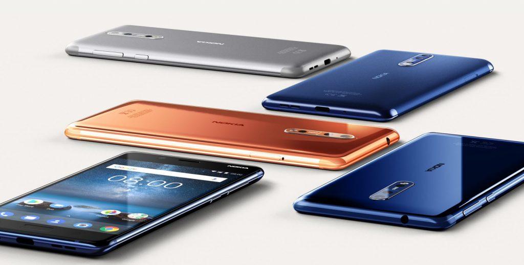 Nokia 8 Kolory Obudowy
