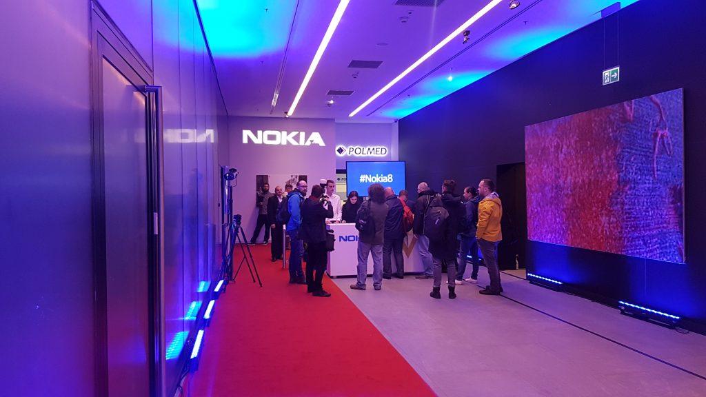 Nokia 8 Premiera